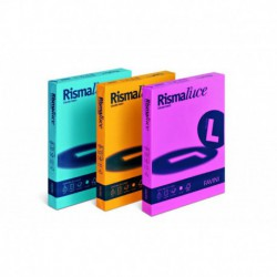 CARTE COLORATE RISMALUCE COLORI FORTI 90 GR